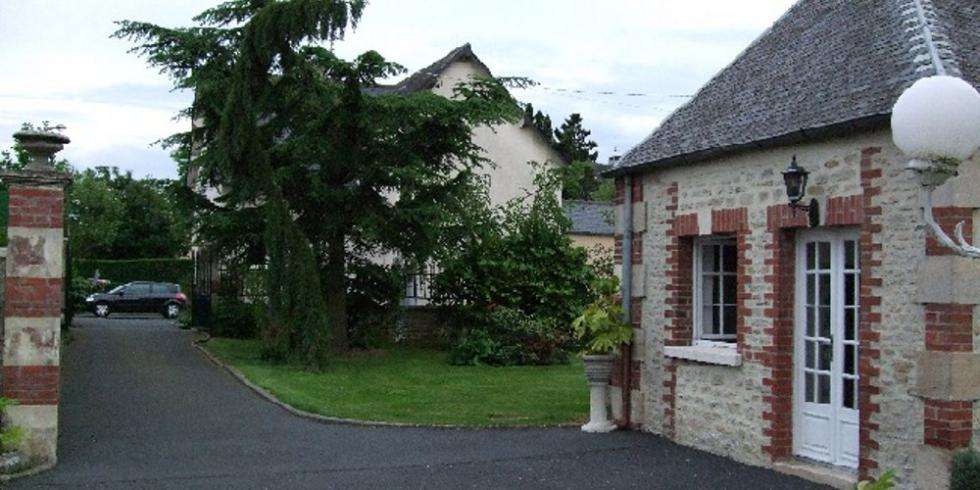 Marie alice duchemin la roseraie bed breakfast for Chambre d hote bayeux calvados