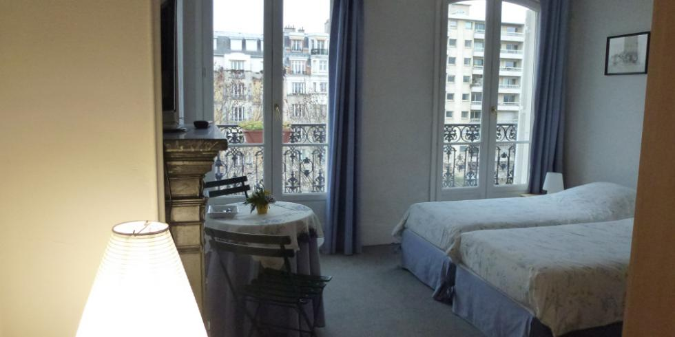 Chez mado bed breakfast for Chambre d hotes bastille
